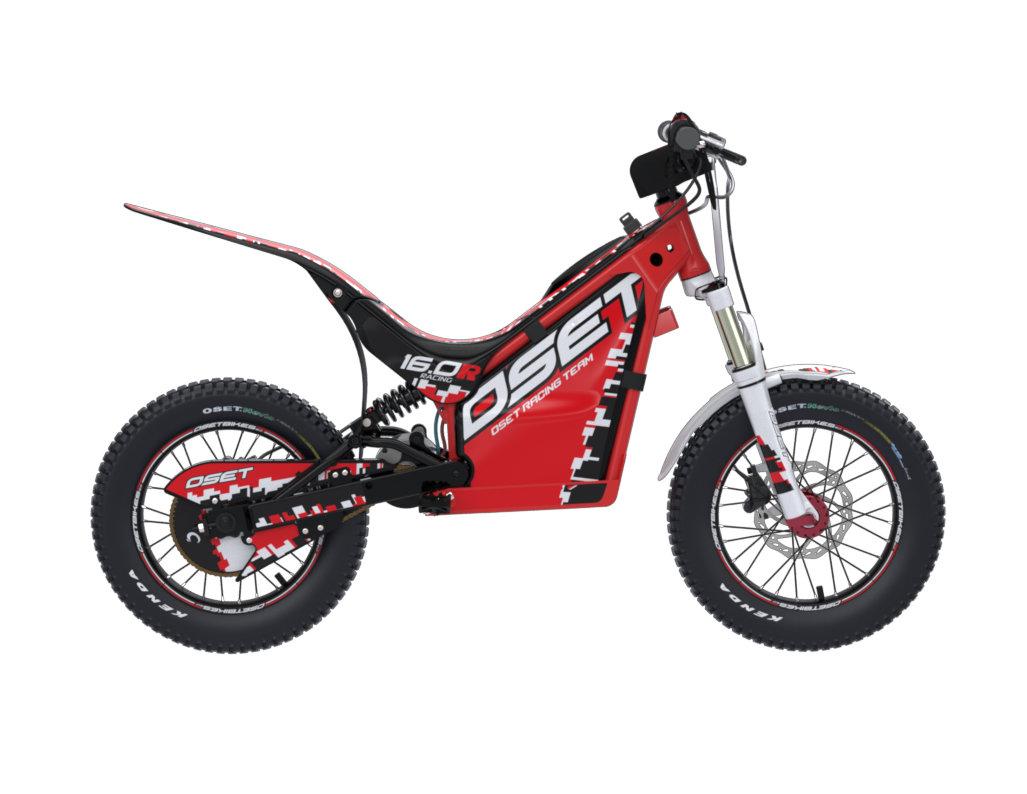 Детский кроссовый мотоцикл на базе KTM 50SX