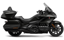 HONDA Gold Wing Tour — GL1800 MT - Darkness Black Metallic