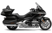 HONDA Gold Wing Tour — GL1800 DTC - Darkness Black Metallic