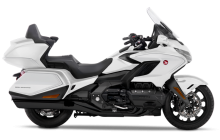HONDA Gold Wing Tour — GL1800 DTC - Pearl Glare White